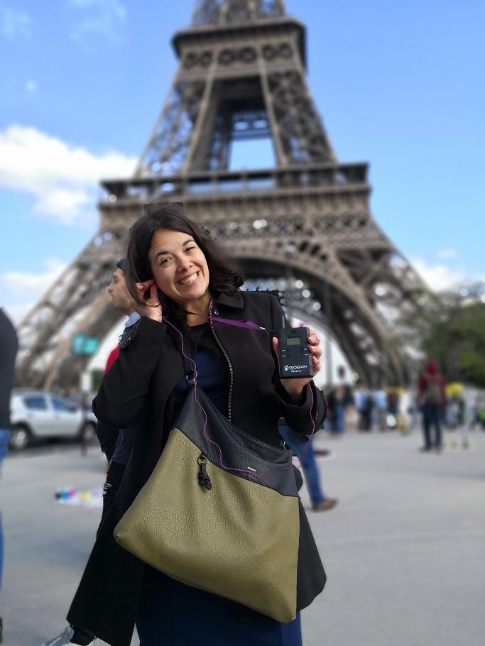 Tiqets Market Coordinator Kim Paris