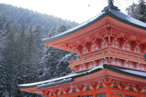 Enryaku-ji: War, Peace, and Beauty