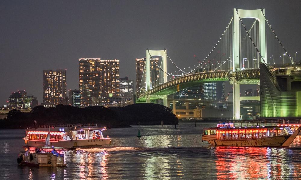 Odaiba Cruise
