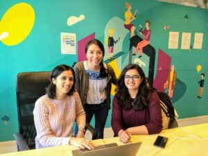 Girl-powered tech at Tiqets