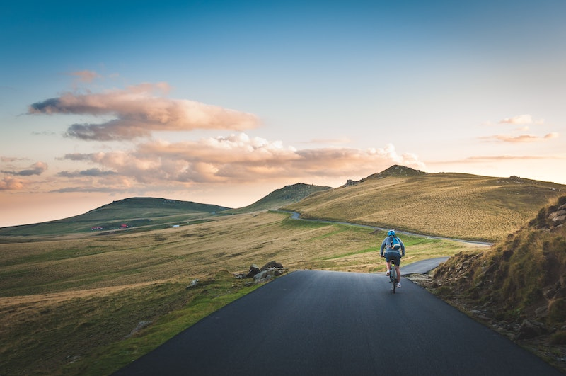 Take a cycle holiday to improve your sustainable travel rep.