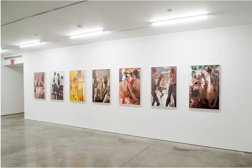 Martine Gutierrez art exhibition