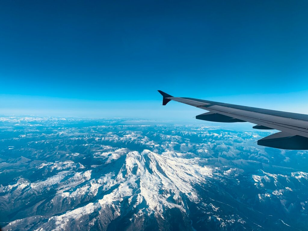 The future of air travel and clean air