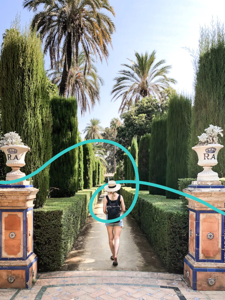The Alcazar Palace is a must for your what to do in Spain list.