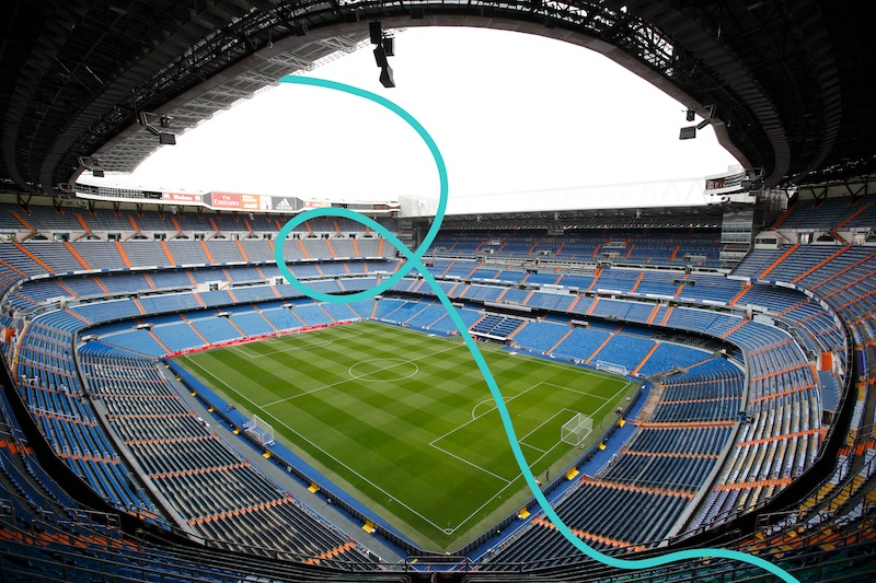 When considering what to do in Spain, Bernabeu Stadium is a must for Real Madrid fans.