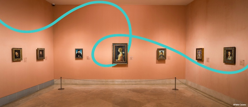The Thyssen Bornemisza is an amazing thing to do in Spain.