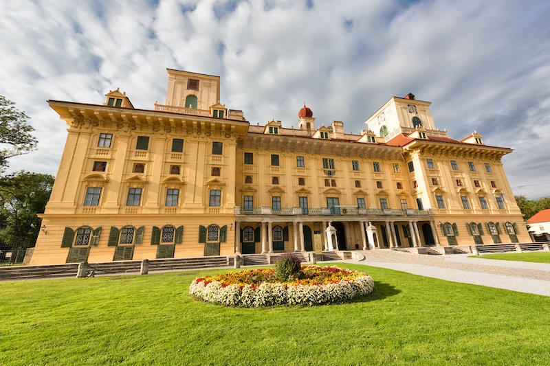 Esterhazy Castle is a must on a day trip from Vienna to Eisenstadt