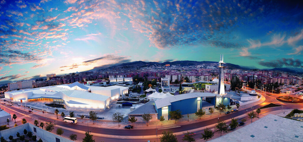 Science Park Granada, an interactive Spanish museum in Andalucia.