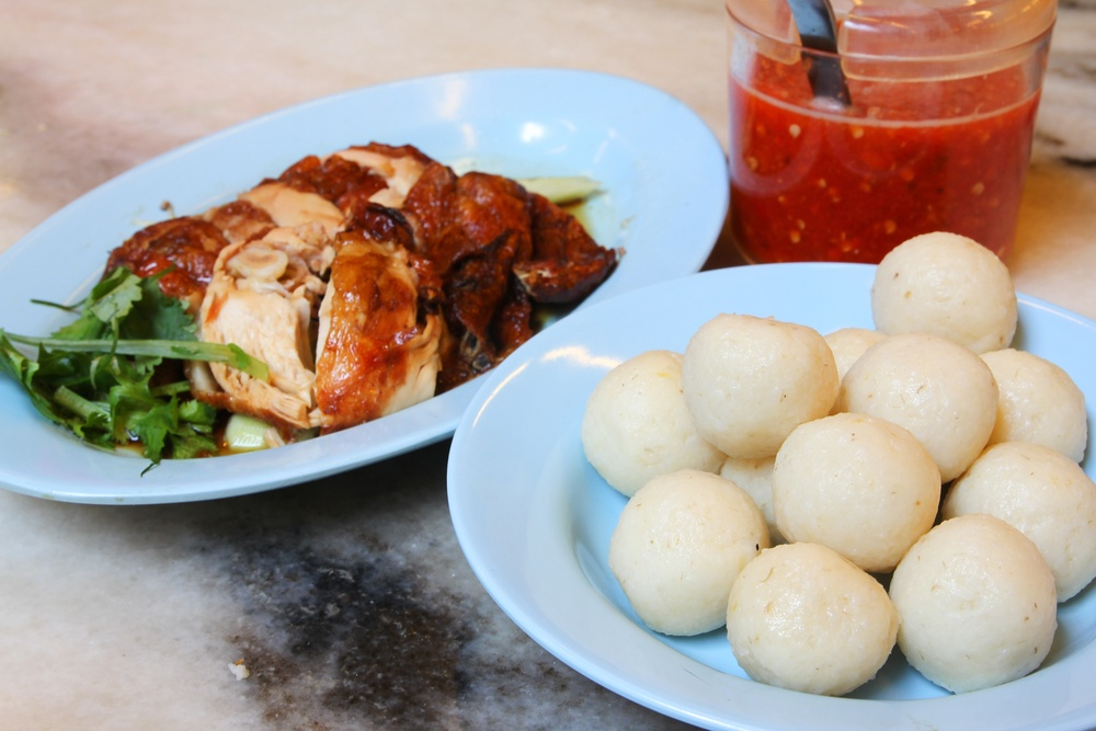 Just the food alone warrants a short trip from Singapore to Malacca