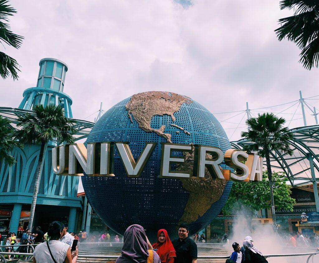 Universal Studios Singapore in Resorts World Sentosa