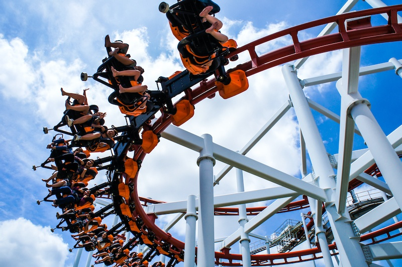 Sould Park is great theme park to visit if you're going on holiday to Spain with kids