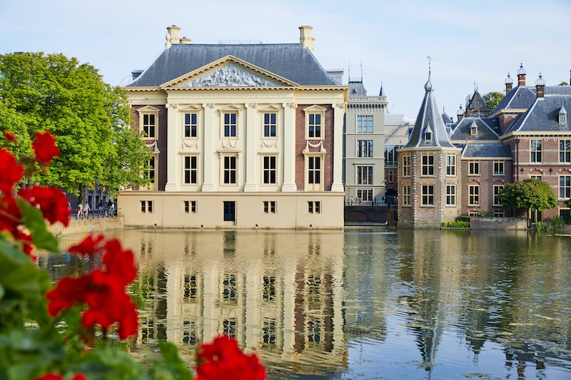 The Mauritshuis is one of the best museums in the hague for art lovers