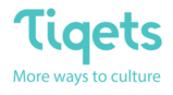 Tiqets logo, more ways to culture