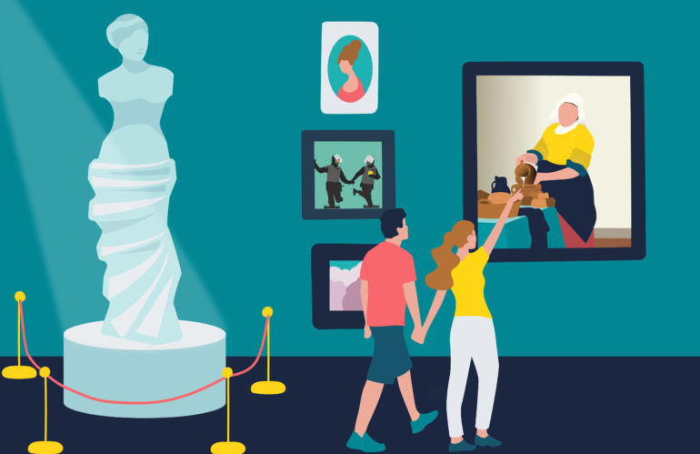 Museum Dates on the Rise: How to Market Your Museum or Attraction