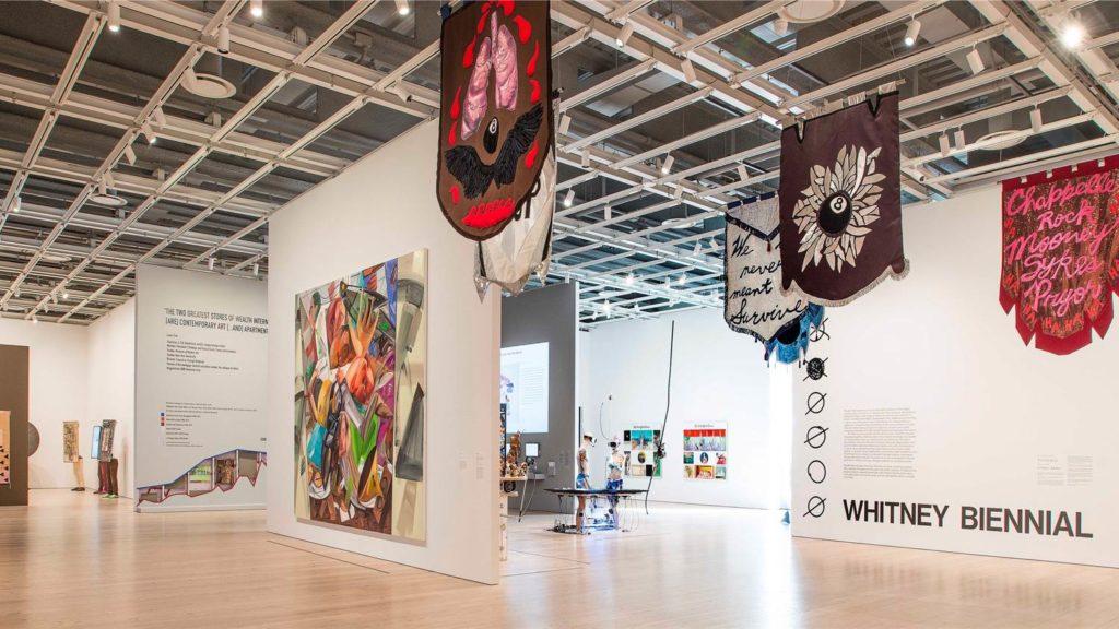 The Whitney Biennial 2019
